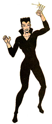 Yukio (Earth-616) from Official Handbook of the Marvel Universe Vol 3 8 0001