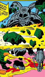 Zorr (Android) (Earth-616) from Fantastic Four Vol 1 82 0001