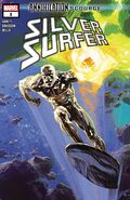 Annihilation - Scourge Silver Surfer Vol 1 1