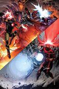 Avengers & X-Men AXIS Vol 1 2 Textless