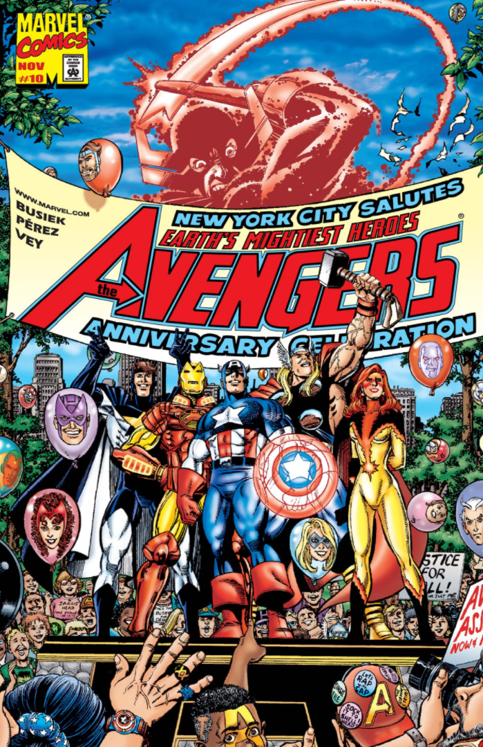 Avengers Vol 3 10 | Marvel Database | FANDOM powered by Wikia