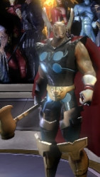 Beta Ray Bill (Earth-6109) from Marvel Ultimate Alliance 0001