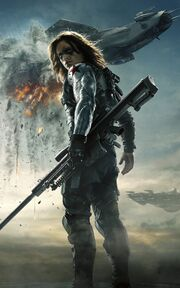 Captain America The Winter Soldier poster 009 textless