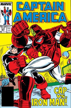 Captain America Vol 1 341