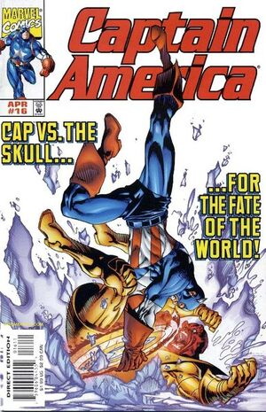 Captain America Vol 3 16