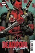 Deadpool Assassin Vol 1 1