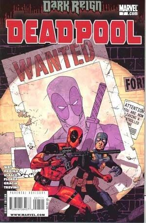 Deadpool Vol 4 7