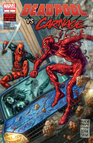 Deadpool vs. Carnage Vol 1 2