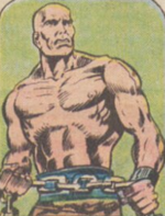 Eric Slaughter (War-Yore) (Earth-616) from Master of Kung Fu Vol 1 54 001