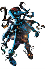 Foreverbush Man (Warp World) (Earth-616) from Infinity Wars Infinity Warps Vol 1 2 001