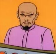 Gamma (Earth-700089) from Fantastic Four (1967 animated series) Season 1 12 0003