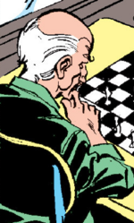 Henry (Restwell) (Earth-616) from Amazing Spider-Man Vol 1 195 001