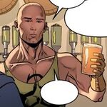 Iron Fist (Randy) from Spider-Man 2099 Vol 3 14 001