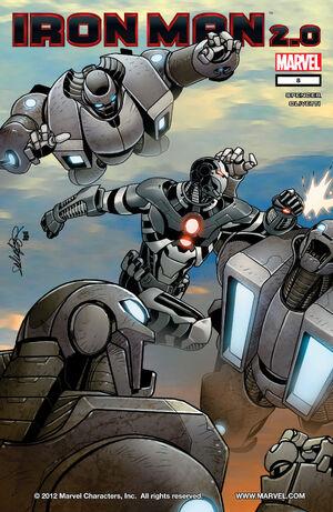 Iron Man 2.0 Vol 1 8