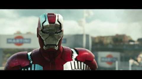 Iron Man 2 Trailer 2 (OFFICIAL)