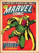 Marvel Comic Vol 1 336