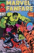 Marvel Fanfare Vol 1 47
