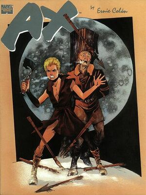 Marvel Graphic Novel Vol 1 44