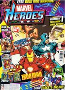 Marvel Heroes (UK) Vol 1 27