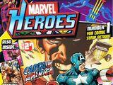 Marvel Heroes (UK) Vol 1 27