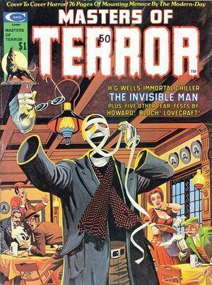 Masters of Terror Vol 1 2