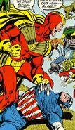 Maximus (Earth-616) battles the Avengers from Avengers Vol 1 95