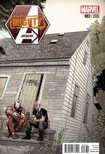 Mighty Avengers Vol 2 3 Larroca Eminem Variant