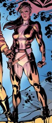 Monet St. Croix (Earth-616) from X-Factor Vol 1 251 cover