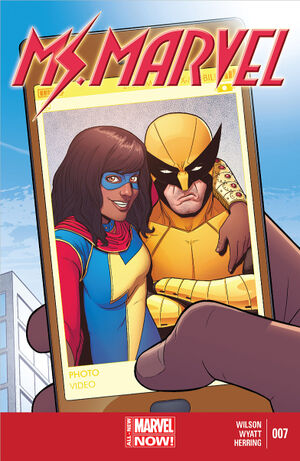 Ms. Marvel Vol 3 7