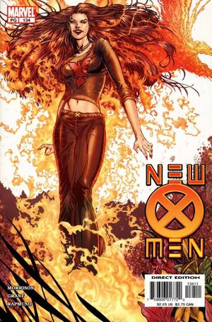 New X-Men Vol 1 134