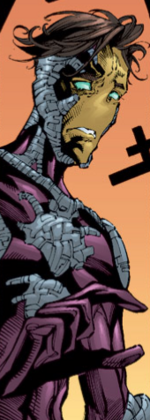 Nils Styger (Earth-616) from Uncanny X-Men Vol 1 406