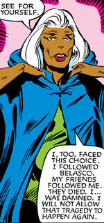 Ororo Munroe (Earth-8280) from Uncanny X-Men Vol 1 160 0001