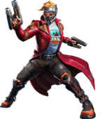 Peter Quill (Earth-TRN789) from Marvel Super War