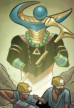 Ptah (Earth-616) from Black Panther Vol 6 13 001
