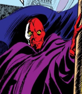 Red Death (Earth-616) from Doctor Strange Vol 2 11 001