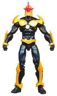 Richard Rider (Earth-616) from Marvel Universe (Toys) Series 4 Wave XX 0001