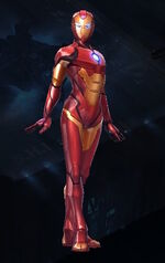 Riri Williams (Earth-TRN012) from Marvel Future Fight 001