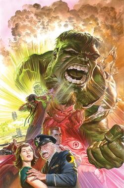 Savage Hulk Vol 2 1 Marvel Comics 75th Anniversary Variant Textless