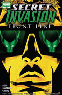 Secret Invasion Front Line Vol 1 2