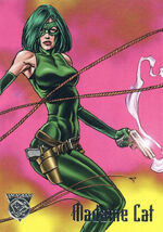 Selina Luthor (Earth-9602) from Amalgam Comics (Trading Cards) 0001