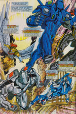 Spaceknights (Third Generation) (Earth-616) from Spaceknights Vol 1 2 0001