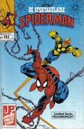 Spectaculaire Spiderman 151