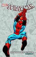 Spider-Man Newspaper Strips TPB Vol 1