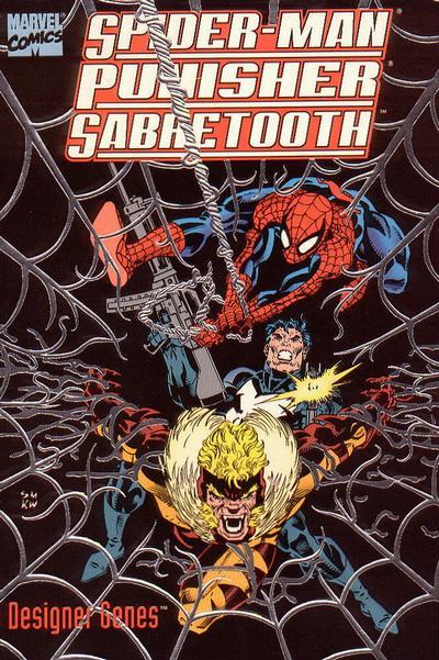 Spider-Man Punisher Sabretooth Designer Genes Vol 1 1