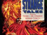 Strange Tales Vol 3