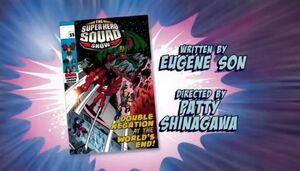 Super Hero Squad Show Season 2 7 Screenshot
