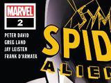 Symbiote Spider-Man: Alien Reality Vol 1 2