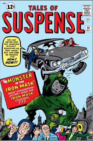 Tales of Suspense Vol 1 31