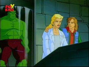 Test Tube Hulk