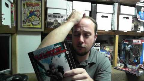 Peteparker/Ultimate Comics Hawkeye 1 Video Review by Peteparker